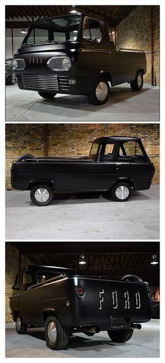1965 Ford F Econoline