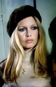 Brigitte Bardot - when i was young i think that she is the moust beautiful women in the world.