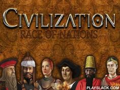 Civilization: Race Of Nations  Android Game - playslack.com , govern a nation and govern it to dominance. commence with primitive times and upgrade your state to the present times. oversee all features of being of your state in this Android game. investigate brand-new locations, gather assets, make different enterprises, rooms, investigation areas, etc. investigation brand-new technologies. Take work about the modular of living of your person. Create a mighty army to protect your state…