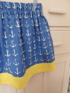 A summery skirt