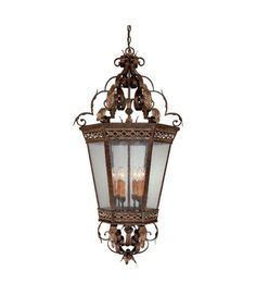 Capital Lighting 9343 Grandview 24 Inch Foyer Lantern