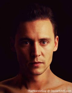 Tom Hiddleston / Johnny Depp