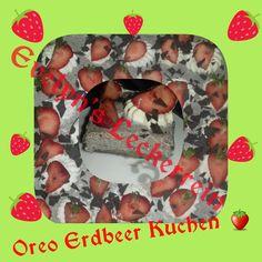 Oreo Erdbeer Kuchen