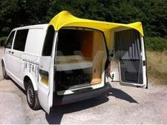 Other Vans – VW Campervan - Vanlife & Caravan Renovation Campervan Awnings, Vw T5 Campervan, Kombi Motorhome, T4 Camper, Sprinter Camper, Mini Camper, Campervan Interior, Campervan Ideas, Camper Beds