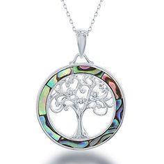Sterling Silver Tree of Life Abalone Circle Pendant with ... https://smile.amazon.com/dp/B01A96VW3S/ref=cm_sw_r_pi_dp_u.RHxb1KKX3G4