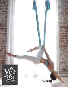 D&A Flying Yoga | Aerial Yoga