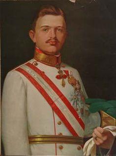 Kaiser Karl I - deposed in 1918