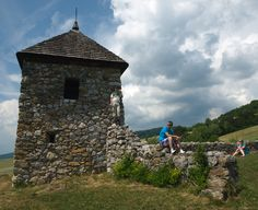 Slovakia, Lúčky - Hussite church