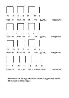 Music Decor, Sheet Music, Preschool, Education, Math, First Class, Mathematics, Preschools, Kid Garden