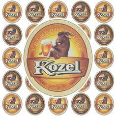 5 Kozel Beer Mats (Czech Republic) / Coasters / Beermats  - Mill's Breweriana & Collectables eBay Store