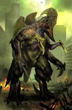 See Terrifying Unused Kaiju In Pacific Rim Concept Art Pacific Rim Kaiju, Pacific Rim Jaeger, Alien Creatures, Fantasy Creatures, Mythical Creatures, Deadly Creatures, Monster Concept Art, Monster Art, Fantasy Monster