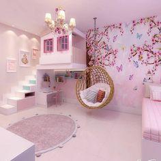 Kids Bedroom Designs, Room Design Bedroom, Room Ideas Bedroom, Kids Room Design, Home Room Design, Master Bedroom, Cool Bedroom Ideas, Bedroom Stuff, Awesome Bedrooms