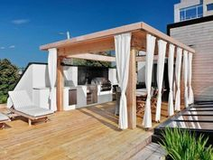 Arredo Giardino - Gazebo, barbecue e piscine da Scaramuzza Modo ...