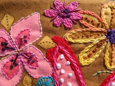 SWEETYPIE 50 Embroidery Stitches, Hand Embroidery, Mad Women, Fabric Postcards, Stitching, Tech, Textiles, Brooch, Woman