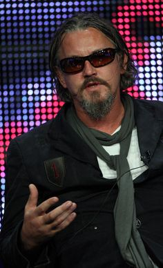 Tommy Flanagan... I've always liked him, but he has especially shined on Sons of Anarchy...