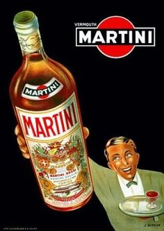 Martini vermouth ……re pinned by Maurie Daboux ♪ ♪