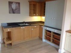 Ex Display Wentworth Lincoln Painted Willow Green Kitchen With Cool Designer Kitchens For Sale Inspiration