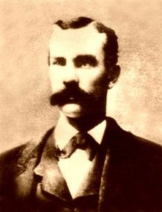 """Johnny Ringo known as the """"King of Cowboys"""". He was college educated but became a known cattle rustler and deadly gunfighter. He was thought to be murdered by either Wyatt Earp or Doc Holliday, but was not a participant in the Gunfight at the O.K. Corral."""