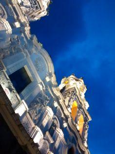 Iglesia de la Compañía. Puebla, México.