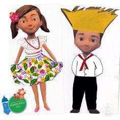 Sophia And Caleb are getting ready to receive the delegates to the 2016 Puerto Rico Special Assembly Sofia y Caleb see están preparando para recibir a los delegados a la Asamblea Especial de Puerto Rico 2016