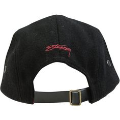 STUSSY Paris stax camp cap (£5.62) ❤ liked on Polyvore featuring accessories, hats, headwear, embroidered caps, embroidery hats, bills hats, stussy and stussy hat