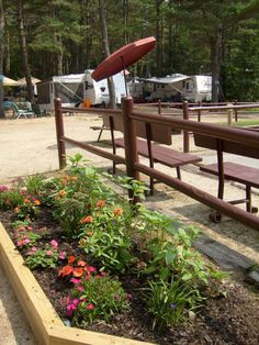 Woodmore Family Campground at Rindge, New Hampshire, United States - Passport America Discount Camping Club