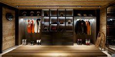 Marvelous walk-in closet @Chalet Eugenia in #Megève. #luxury #chalet #skiing   more information: http://clni.st/1qx8jxm