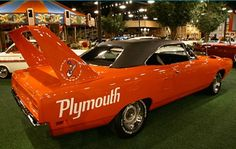 "My Buddy had one of these Plymouth (Roadrunner) ""Superbird"" Ex Same car Those cars were Tanks !! He is the Guy who owns the Mark Martin car on this Board. ( All my Big Block Chevelles Kick it's Ass)"