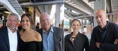 Linda Yablonsky around the opening of Moscow's Garage Museum and in Athens - artforum.com / scene & herd Dasha Zhukova   Roman Abramovich