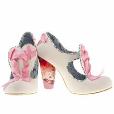 Adorable shoes from schuh,  Perfect for smart casual look