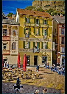 Switzerland / Bellinzona   Flickr: Intercambio de fotos
