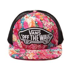 0f56655d6ad Shop for Vans Attendance Floral Trucker Hat in Multi at Journeys Shoes. Shop  today for