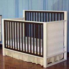 Eden Baby Furniture Moderno Convertible Crib $368