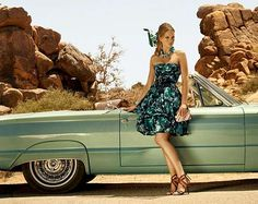 Time-Travelling Couture Spreads - The Louis Vuitton Cruise 2011 Lookbook is Retro Revival
