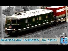 "BEST OF ""MINIATUR WUNDERLAND"" HAMBURG, GERMANY - JULY 2015 - YouTube"