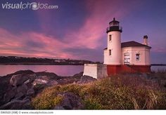 Coquille River Lighthouse, Coquille River, Oregon