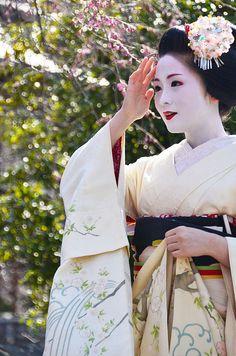 Mameharu by CHABASHIRA KYOTO on Flickr