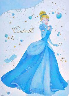 Disney Smile — Disney's Cinderella:) Disney E Dreamworks, Disney Pixar, Walt Disney, Disney Fan Art, Disney Love, Disney Magic, Disney Princess Cinderella, Wallpaper Iphone Disney, Disney Pictures