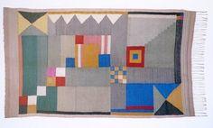 Benita Koch-Otte, carpet for a children's' room, 1923.