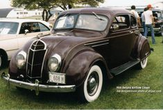 Plymouth and DeSoto Buyer's Guide: Chrysler Airflow, Chrysler Cars, Vintage Cars, Antique Cars, Desoto Cars, American Classic Cars, American Motors, Amazing Cars, Old Cars