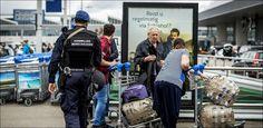 Amsterdam : Chaos am Schiphol - 9000 Koffer gestrandet (20 Minuten)
