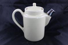 Vintage Hall China Restaurant Ware New York Hilton Hotel Teapot by GRCTreasures on Etsy