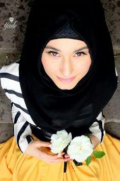 Nice chic hijab