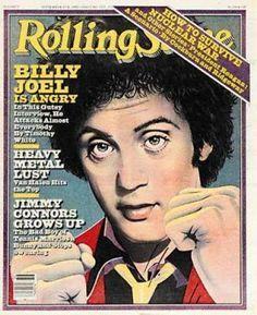 Vintage Rolling Stone: Billy Joel