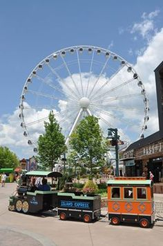 The Island in Pigeon Forge has something for everyone!