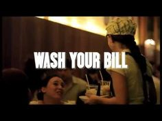 3M Scotch Brite: Wash Your Bill - YouTube