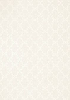 Roselli Trellis #fabric in #white on #white from the Anna French Ballad…