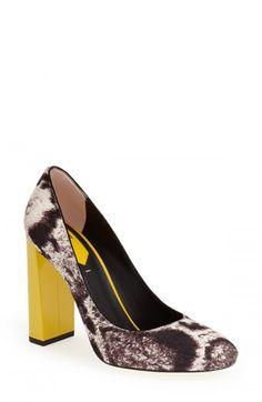 Fendi Eloise Genuine Calf Hair Pumps Women | Shoes and Footwear