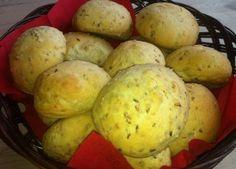 Grovboller med 5 kornsblanding