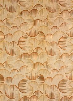 1930s wallpaper patter, Photo by Nigel Bewley, via Flickr